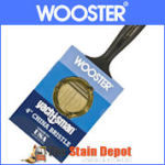 Wooster Yachtsman Stain Brush